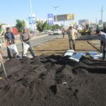 Yemen Road Repair