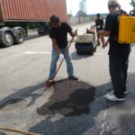 Malaysia - West Port Road (Repair)
