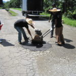 Chicken Farm Malaysia Road (Pothole Patch Repair)